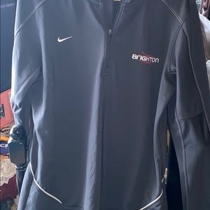Nike dri-fit sweater with hoodie